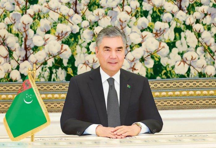 Turkmen President Receives New Head of OSCE Center in Ashgabat