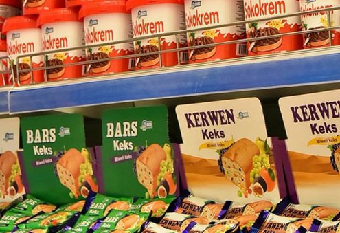 Assortment of Bars Branded Confectionery Products Increases in Turkmenistan