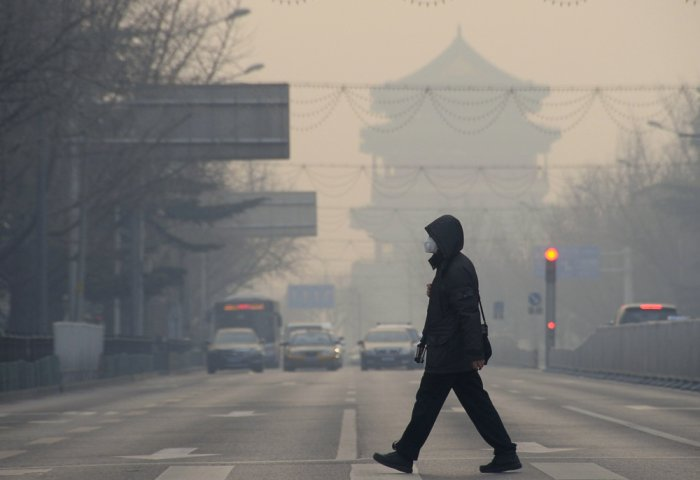 Beijing Air Pollution Drops to Its Lowest Level on Record
