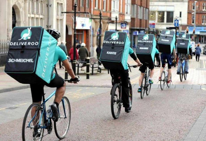 Deliveroo Launches 'Restaurant Rescue Team'