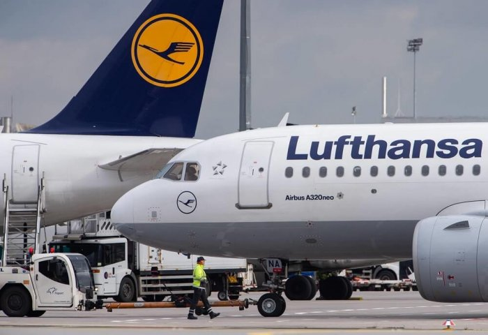 Germany Approves $9.8 Billion Rescue Deal for Lufthansa
