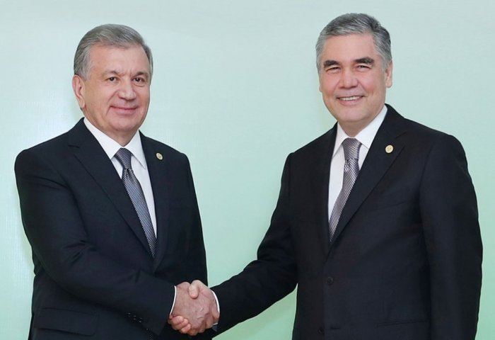 Presidents of Turkmenistan, Uzbekistan Mull Bilateral Cooperation