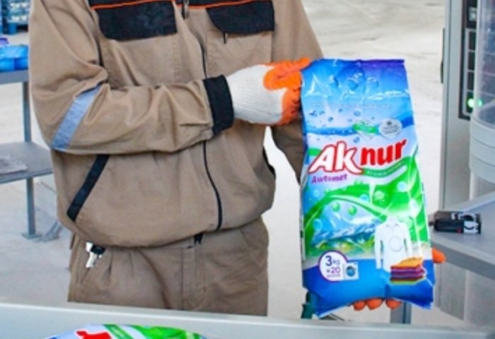 Private Company to Pack 5 Tons of Washing Powder Per Hour
