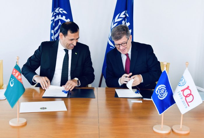 Turkmenistan Ratifies ILO's Tripartite Consultation Convention