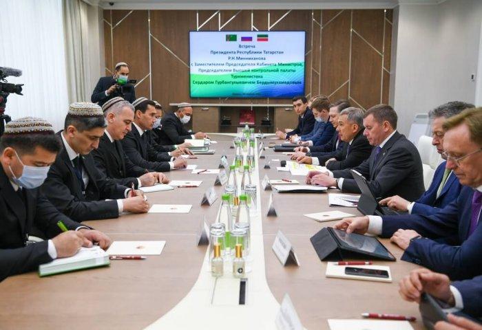 Tatneft Targets Oil Exploration in Caspian Sea's Turkmen Sector