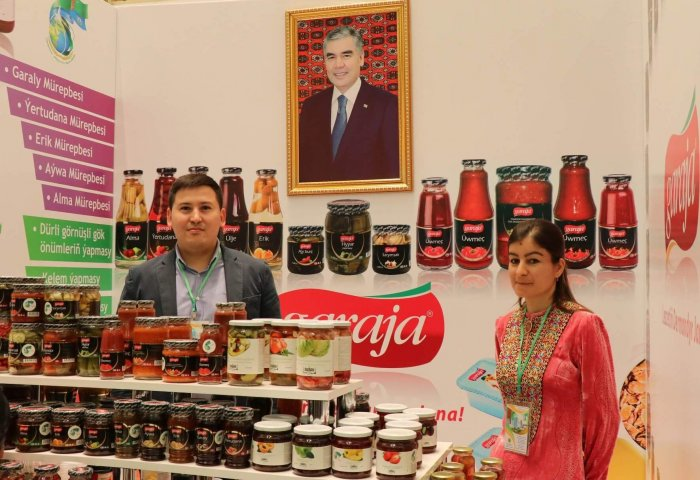 Turkmen Food Company Intends to Establish Export to Neighboring Countries