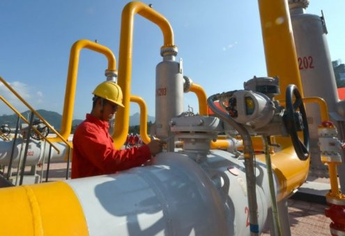 China Expected to Boost Natural Gas Consumption in 2020