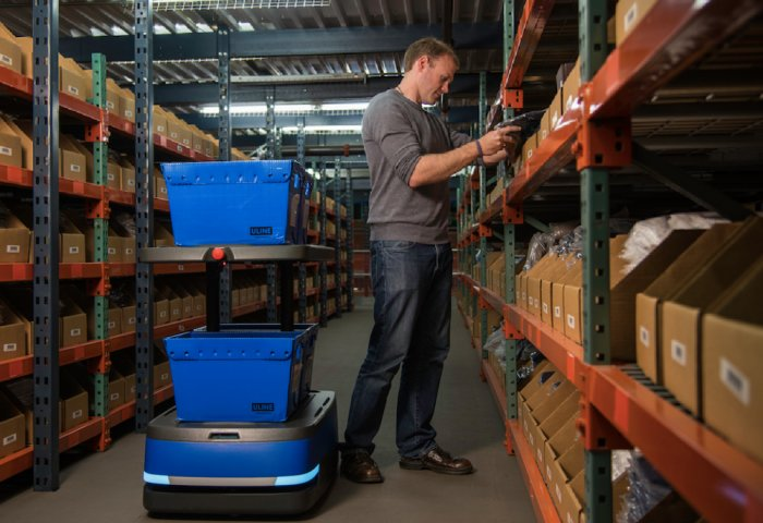 Shopify Buys Warehouse-Robot Startup for $450 Million