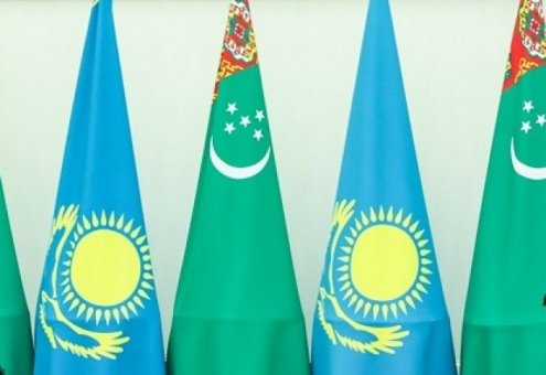Turkmen, Kazakh Foreign Ministers Discuss Trade-Economic Cooperation