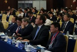 Turkmen Delegation Attends 7th China – Central Asia Cooperation Forum