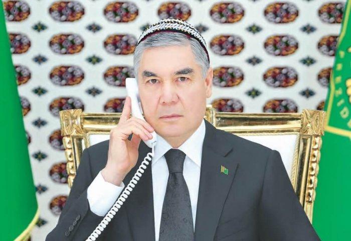 Turkmen, Turkish Presidents Mull Strengthening of Bilateral Ties