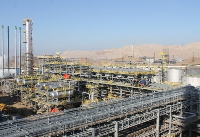 Construction of New Power Units Starts at Turkmenbashi Oil Refinery