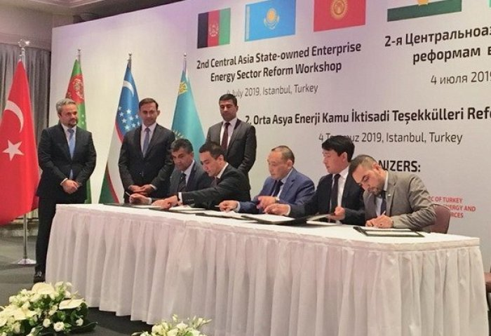 Central Asian Countries Agreed on United Electricity Market