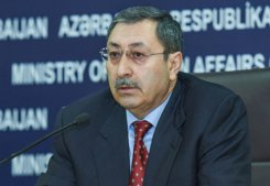 Azerbaijan Believes Caspian Convention Will Bolster Regional Cooperation