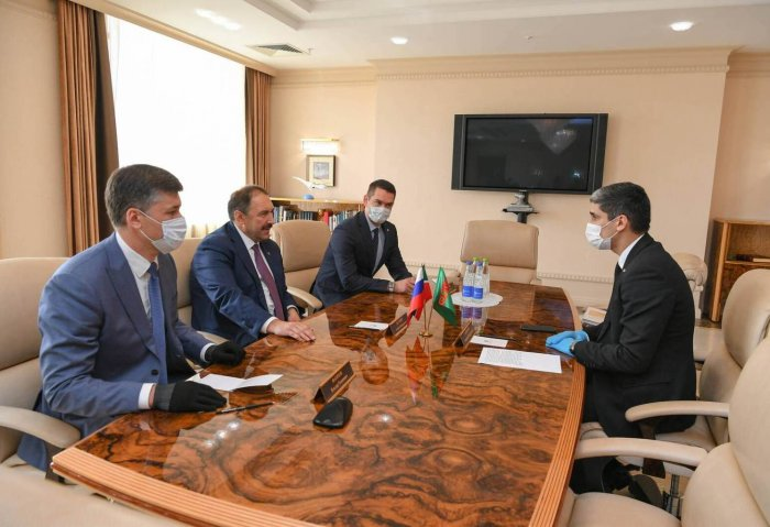 Ashgabat, Kazan to Advance Cooperation in Healthcare