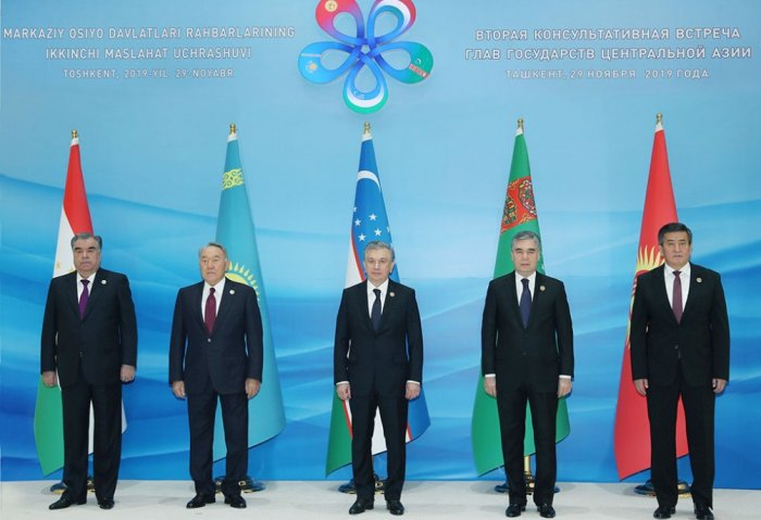 Central Asian Leaders Identify Areas of Cooperation in Tashkent