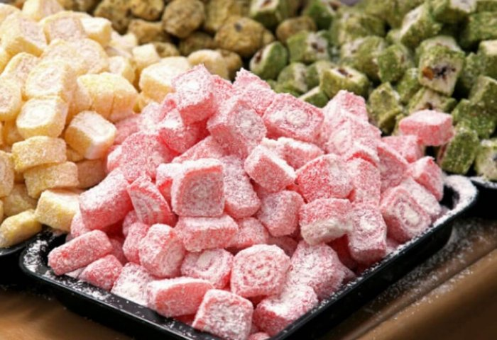Turkmen Confectionery Producer Aims to Export Rahat Lokum