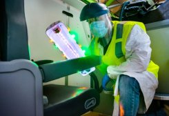 Boeing to Start Manufacturing UV Wand to Fight COVID-19