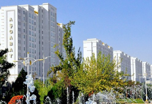 Turkmenistan Carries Out Around 2,500 Construction Projects Worth $37 Billion