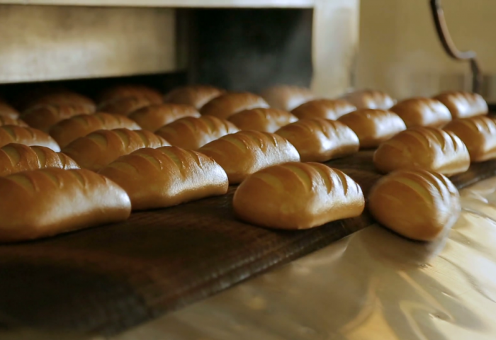 Yildirim Produces 2 Tons of Bread Per Day