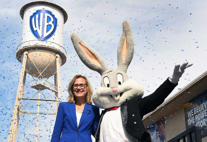 Warner Bros Refreshes Logo and Mission Statement