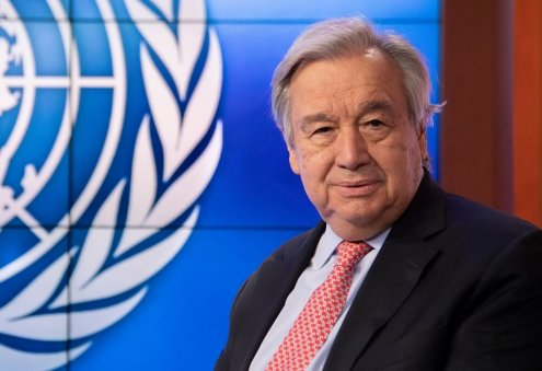 Antonio Guterres Expresses Gratitude to Turkmenistan For Its Peace Efforts
