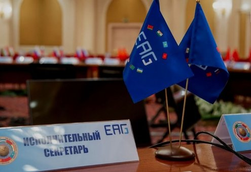 Turkmen Delegation Attends EAG Plenary Meeting on Combating Financial Crimes