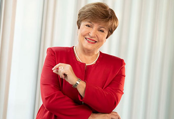 IMF Selects Kristalina Georgieva as New Head