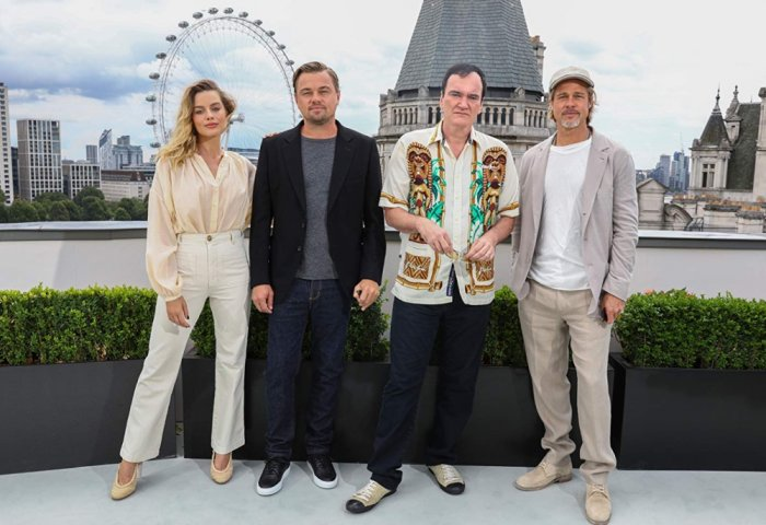 Once Upon a Time in Hollywood to Premiere in Ashgabat